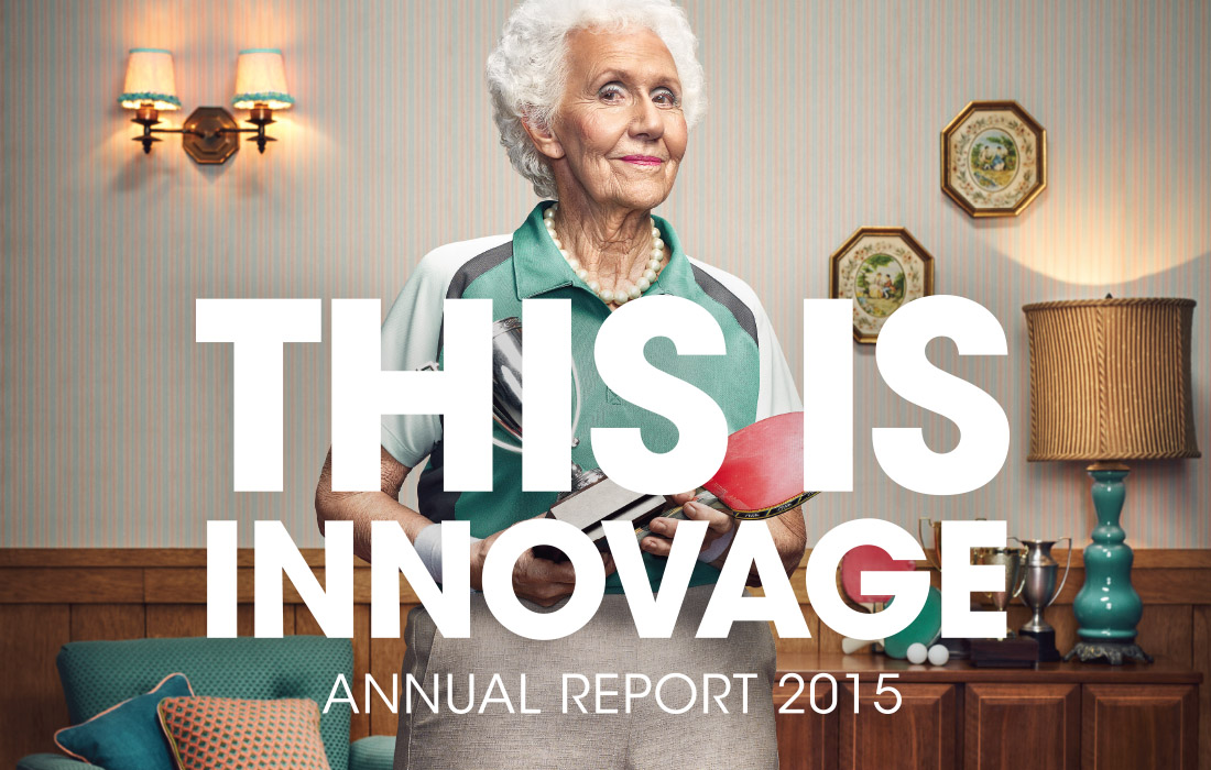 InnovAge Annual Report Wins Top Honors