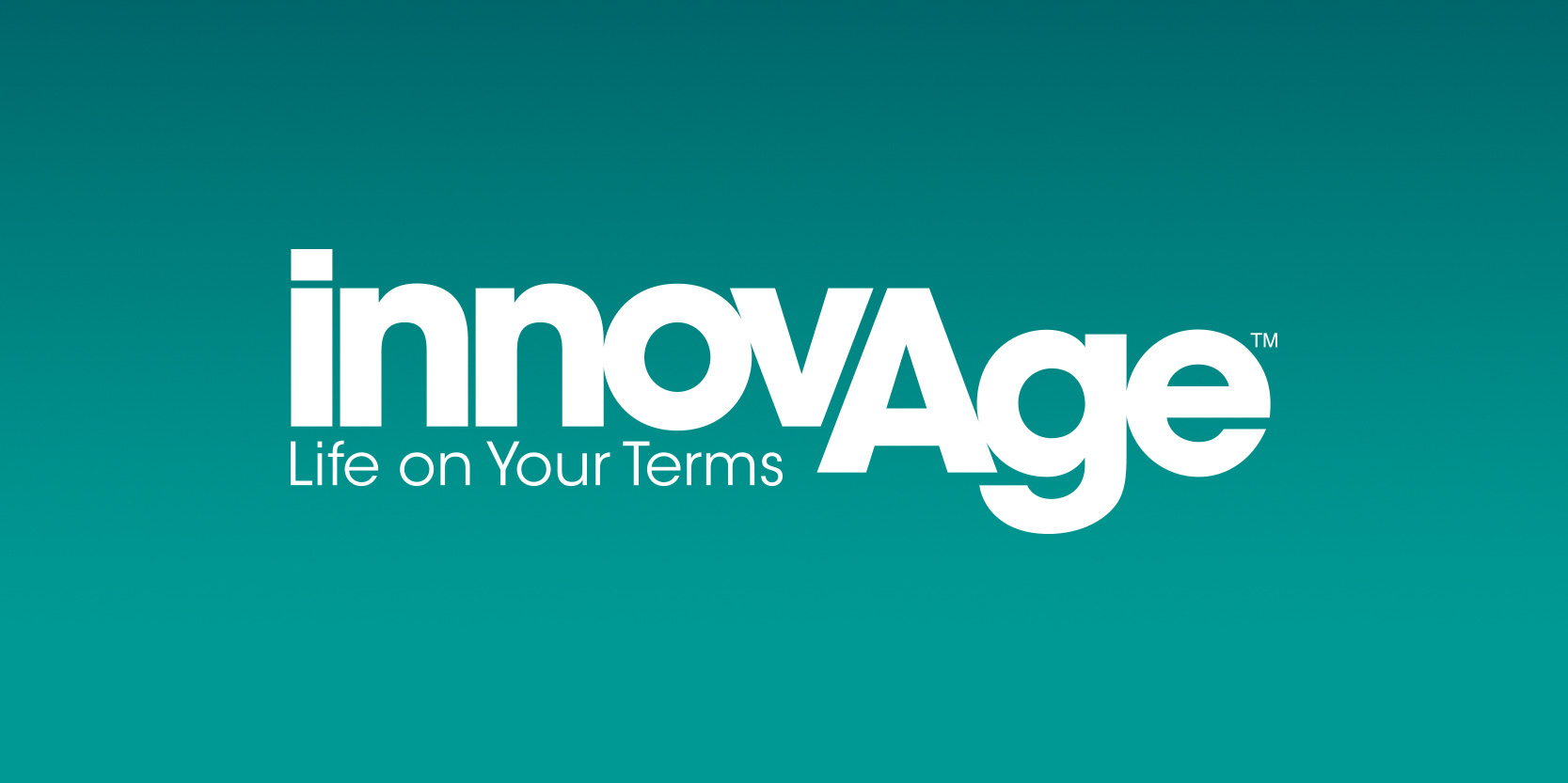 Innovative, new design for the Innovage logo.