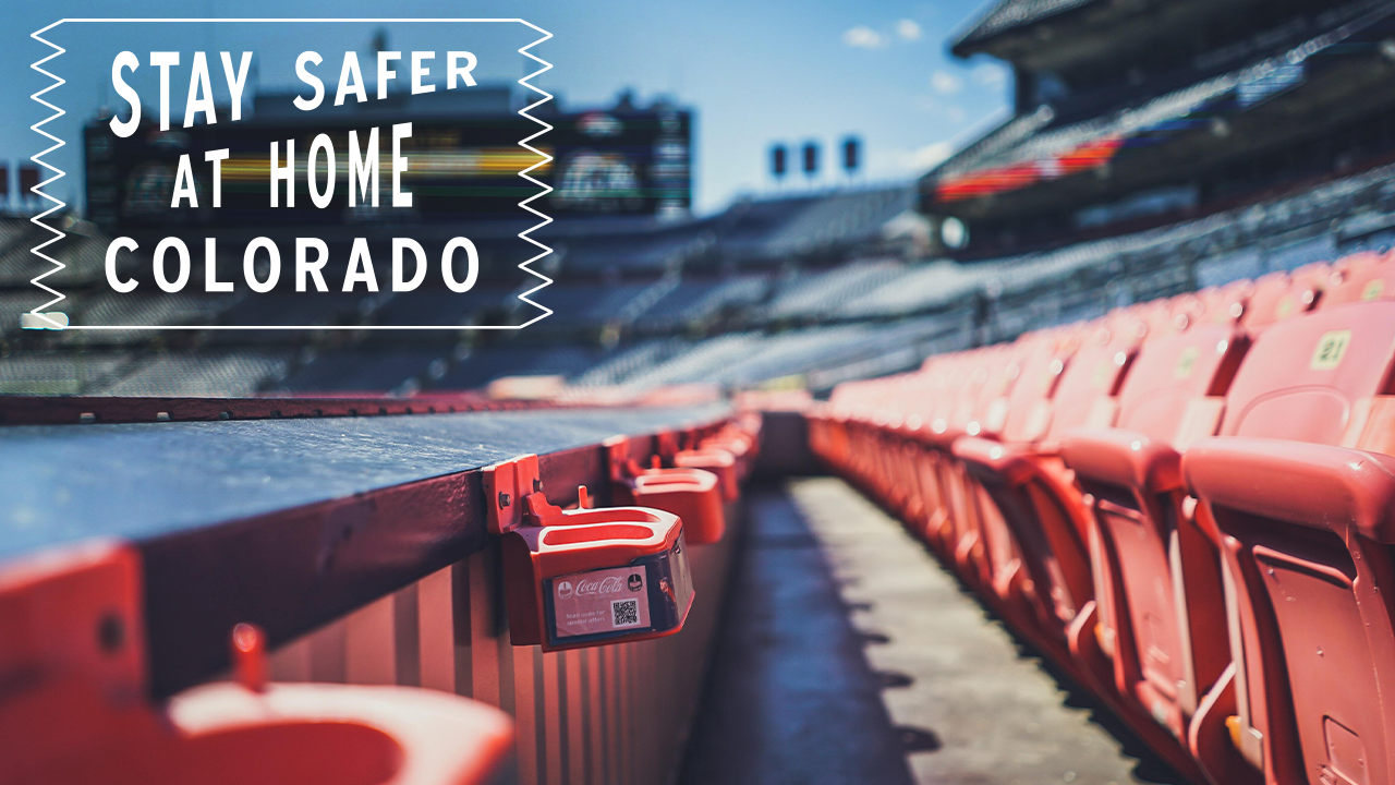 #StayHomeColorado - Ballpark