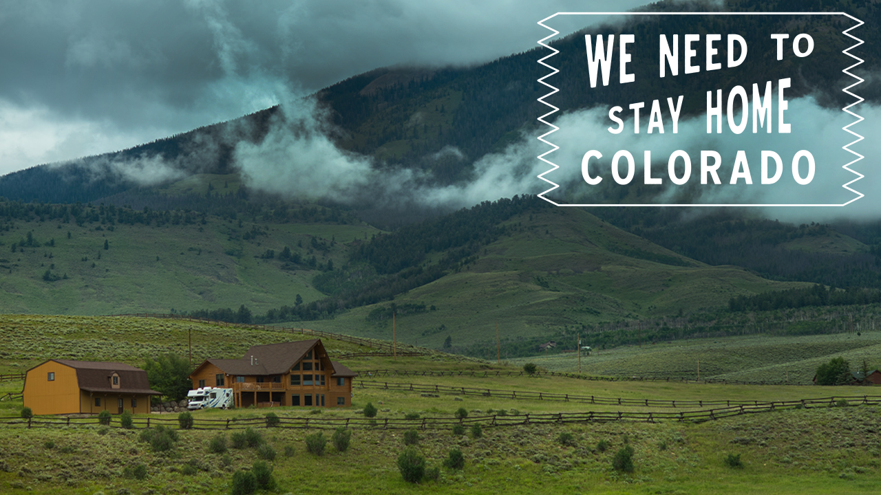 #StayHomeColorado - Country Field
