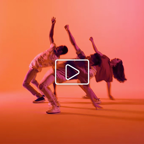 vitlant campaign video featuring synchronized dancers