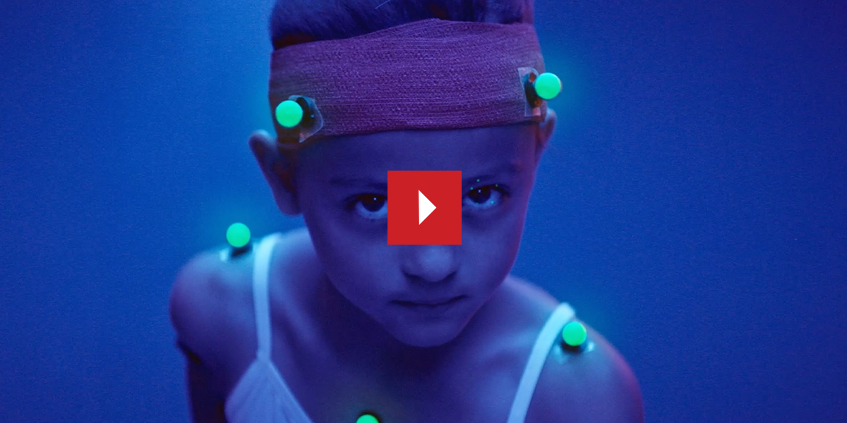 This is breakthrough first-ever national commercial