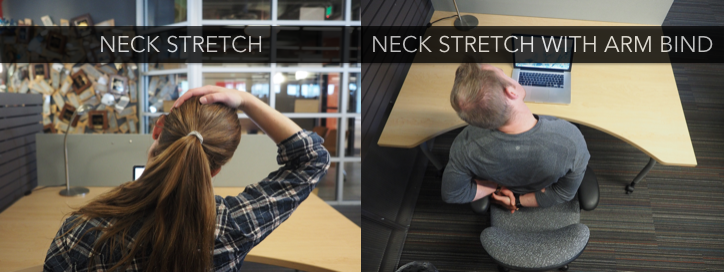 neck stretch
